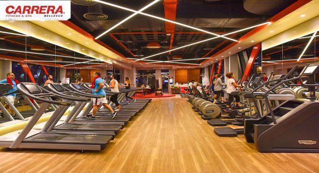 Sporcard ile Sporda Sınırları Kaldırın: Carrera Fitness Bellevue Etiler