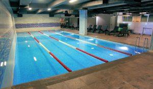 Havuzlu Spor Salonu Arayışınız İçin Harika Bir Salon: Central Point Fitness