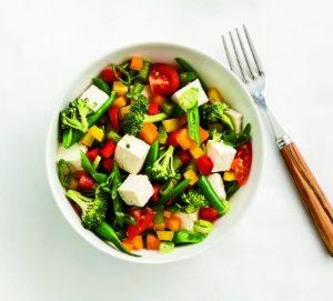 Salatalar Sadece Ana Yemek Öncesi Tüketilmezler