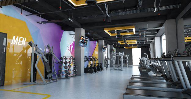 Sportif Bir Yaşam İçin Bayrampaşa'da Bulunan Asfalt Fitness Salonu'na Gelin!