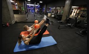 Kağıthane'deki Factory Athletic Spor Salonu Size Birçok Seçenek Sunuyor