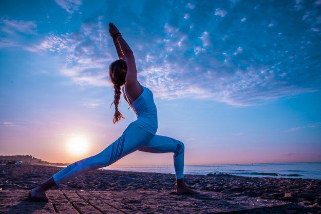 İncelten Yoga Antrenman Programı