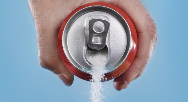 Yeni yılda rafine şeker tüketimini azaltın.