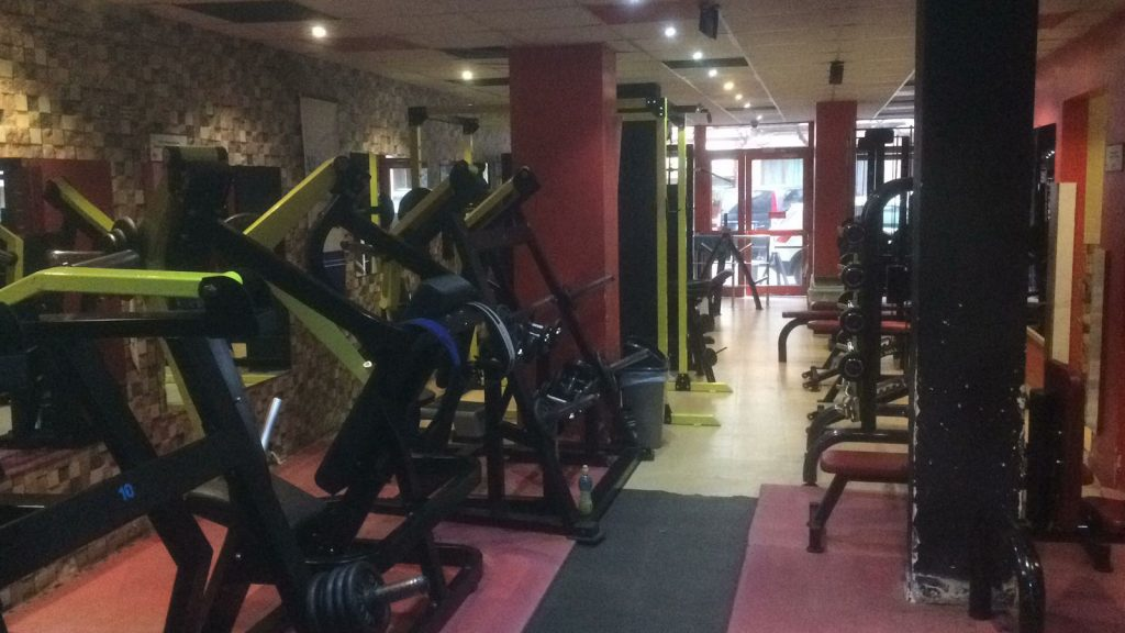 Atlas Spor Salonu
